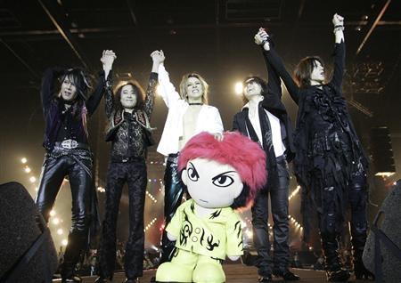 X JAPAN en Perú, un único concierto 16.09.11 (Actualizado) X_japan