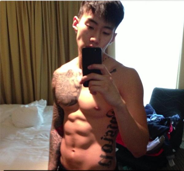 Actualización Jay Park en Instagram